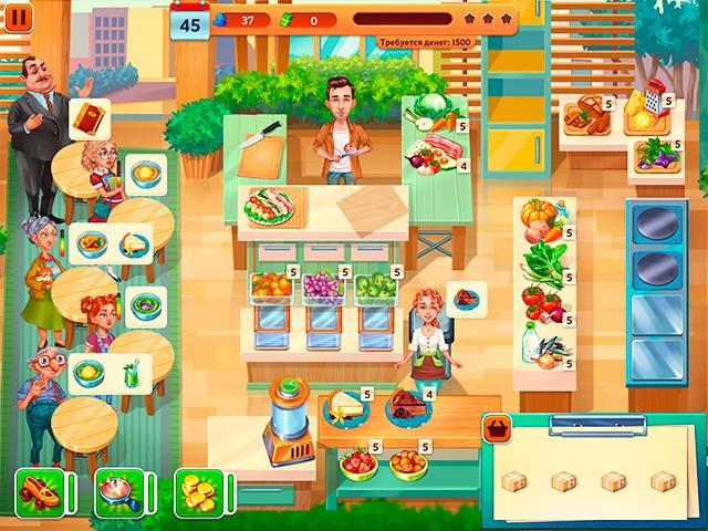 Кухонный ажиотаж
