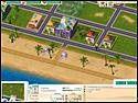 Бесплатная игра Пляжный курорт. Лето, море, пальмы скриншот 1