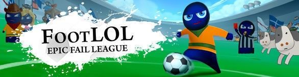 Foot LOL: Epic Fail LeagueОз