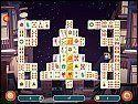 Бесплатная игра Рождественский Маджонг 2 скриншот 1