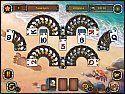 Бесплатная игра Пиратский пасьянс 3 скриншот 3