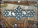 Бесплатная игра Пиратский пасьянс скриншот 3